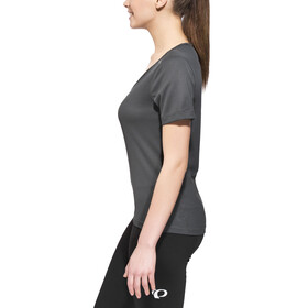 Odlo Cubic Shirt S/S Crew Neck Women ebony grey/black